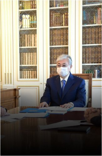 Касым-Жомарт Токаев поручил  продлить карантинные меры на две недели