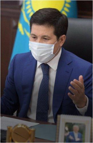 Жители Павлодарской области могут записаться на приём в режиме онлайн к акиму региона