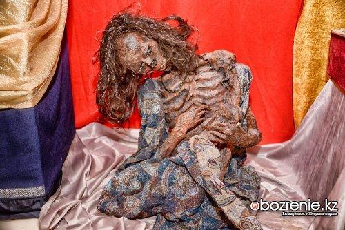 Кунсткамера и мумии: с необычными экспонатами из Санкт-Петербурга могут ознакомиться павлодарцы