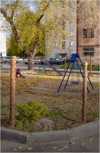 Без детской площадки могут остаться дети четырех павлодарских домов
