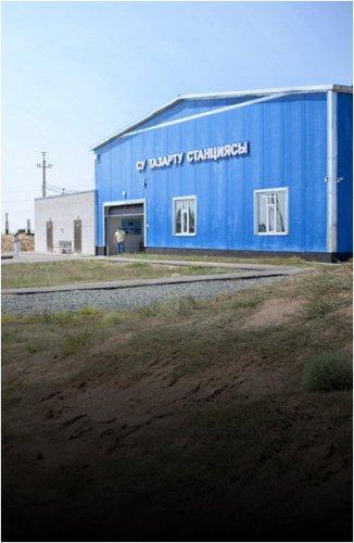 16 сел с населением 11 тысяч человек обеспечены чистой питьевой водой в Павлодарской области