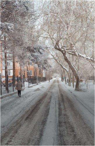 Морозы до 40 градусов грядут в Павлодарской области