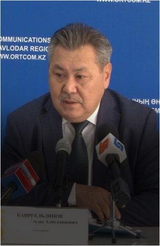 В попытке угодить Президенту экс-аким Баянаульского района попросил предпринимателя построить аэродром за свой счет и без разрешения экспертов
