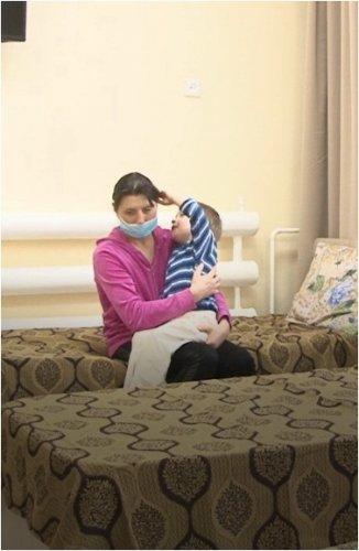 Центр реабилитации для женщин с детьми переехал в новое здание