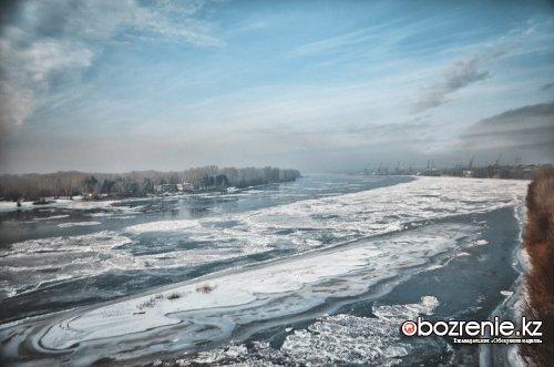Сколько ледовых переправ функционирует в Павлодарской области?