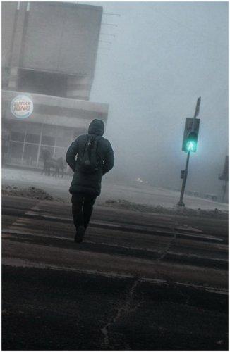 Движение транспорта по всем направлениям в Павлодарской области закрыто