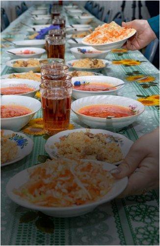 На платное питание для детей-инвалидов пожаловалась жительница села Павлодарское