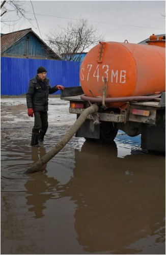 Готовность к весеннему благоустройству проверил аким Павлодарской области
