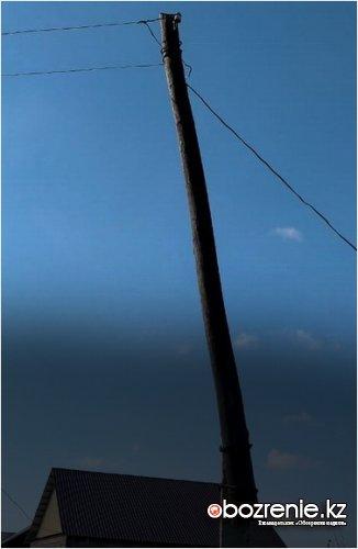 Ущерб на сумму более трех с половиной миллионов тенге насчитали жители села Павлодарское