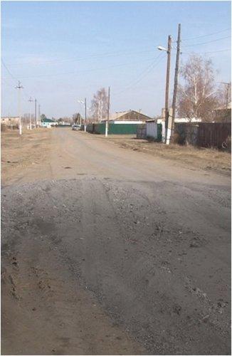 Ремонт дороги в селе Коктобе молодого бизнесмена подвел к банкротству