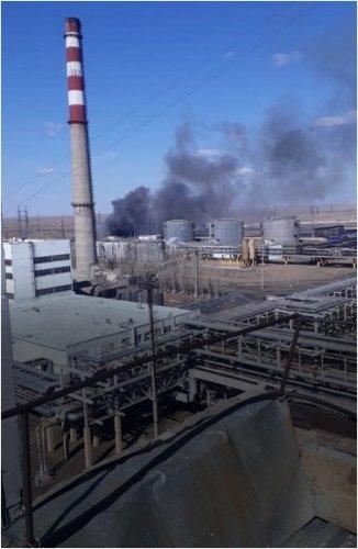 В Экибастузе горела майнинговая компания