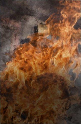 Обгоревший труп мужчины обнаружили в пойме Иртыша