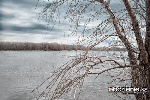 Штормовое предупреждение объявили в Павлодарской области