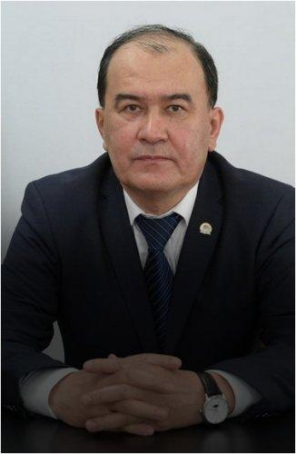 Нового акима Аксу представил глава региона