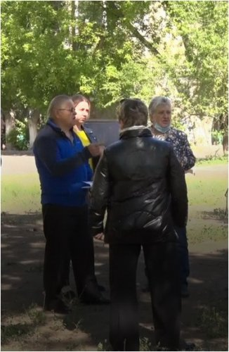 Жители шести домов в Павлодаре выступили против стройки в их дворе