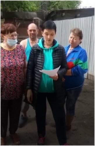 На девять дней без воды остались жители двух домов в Павлодаре