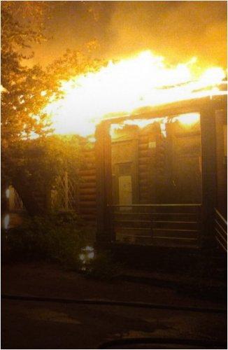 Подозреваемого поджигателя ателье «Просто Мария» задержали, но после допроса отпустили