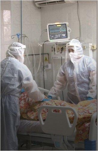 Ситуация в отделении реанимации Павлодарского областного кардиоцентра меняется ежедневно