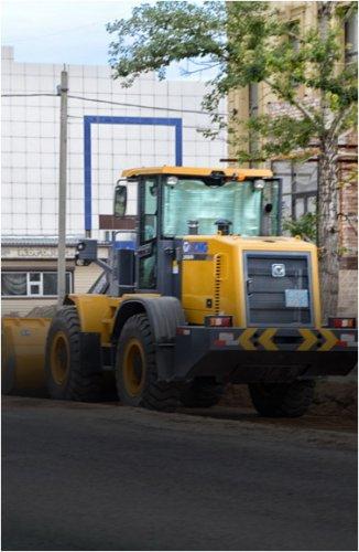 Полуторакилометровый участок дороги на Втором Павлодаре все-таки восстановят