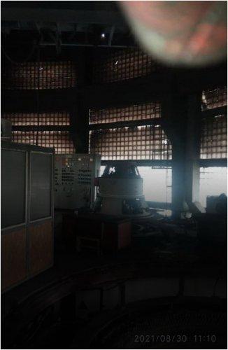 Насосная станция сгорела в Павлодарской области
