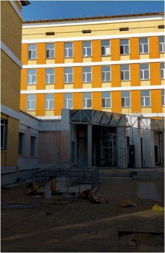 В нескольких школах до сих пор не завершён ремонт