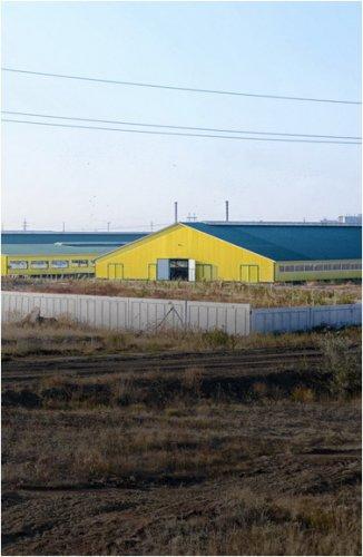 Квартиры в Аксу падают в цене из-за ядреного запаха